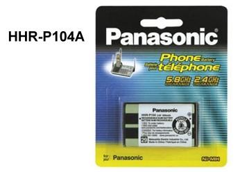 باطری تلفن بیسیم پاناسونیک اورجینال HHR-P104A