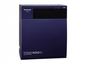 دستگاه سانترال دست دوم KX-TDA100D