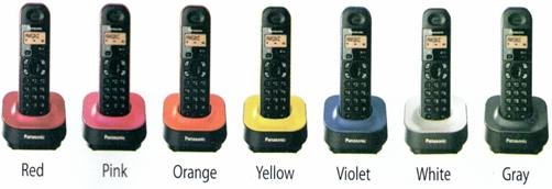 ویژگی و شرح امکانات گوشی های بیسیم پاناسونیک