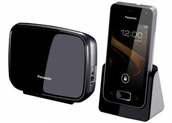 تلفن بیسیم اندرویدی پاناسونیک KX-PRX120