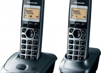 تلفن بیسیم پاناسونیک KX-TG2512/2522 BX