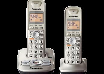 تلفن بیسیم پاناسونیک KX-TG4222 B