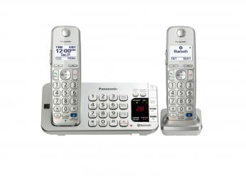 تلفن بیسیم دو گوشی پاناسونیک KX-TGE272S