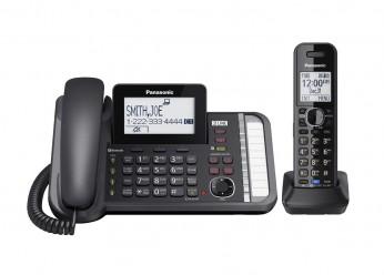 تلفن بیسیم باسیم دو خط پاناسونیک KX-TG9581B