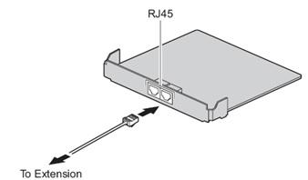 آشنایی اولیه با سخت افزار و نحوه سیم بندی و نصب کارتهای سانترال KX NS500