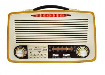 رادیو چند کاره طرح قدیمی مدل MD-1700BT Kemai