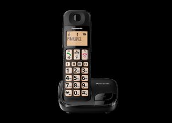 تلفن بیسیم پاناسونیک مدل KX-TGE110BX