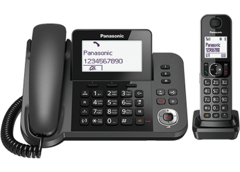 تلفن بیسیم  پاناسونیک ژاپنی مدل KX-TGF320JX