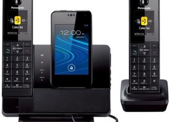 تلفن بیسیم پاناسونیک مدل KX-PRD262